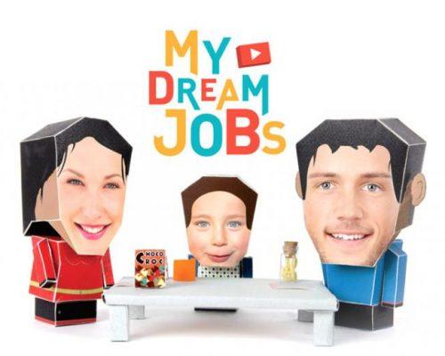 Zouzous | ToonYou – My Dream Jobs