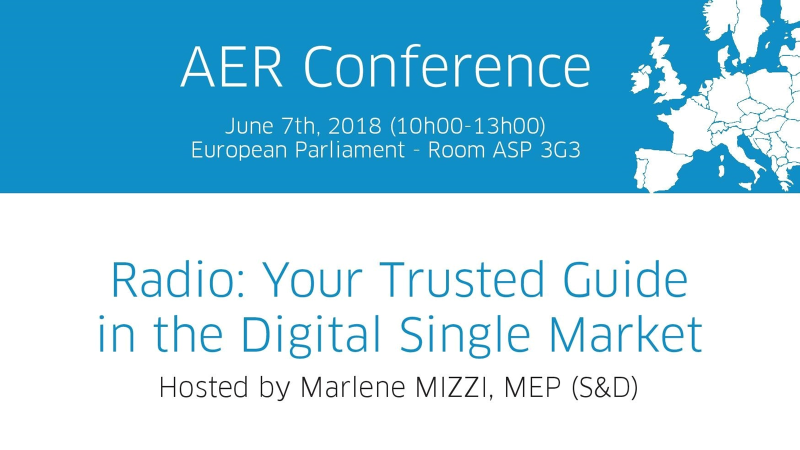 AER 2018 Conference – Report
