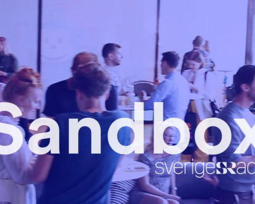 THE FIRST SIX MONTHS OF SANDBOX SWEDISH RADIO