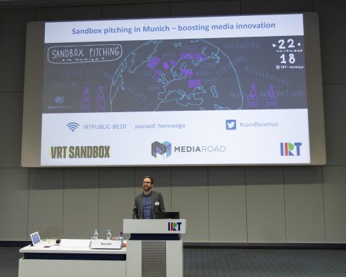 "Sandbox Pitching in Munich – networking and experience sharing ""Bavarian style"""