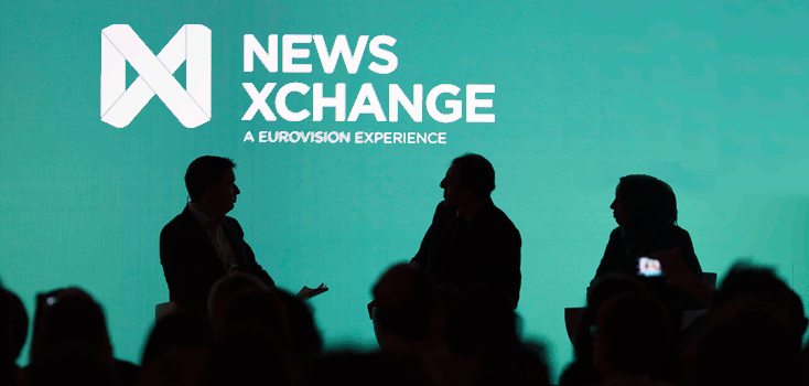 Vlog: News Xchange Edinburgh