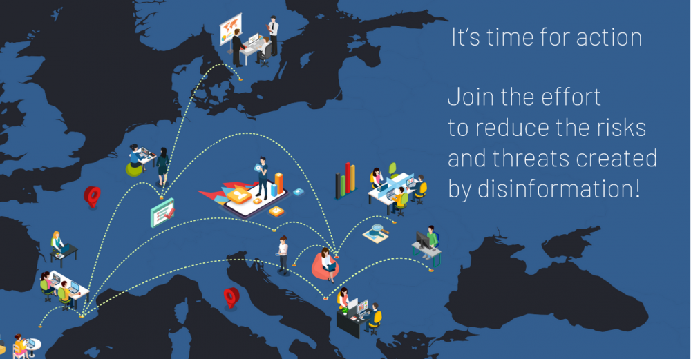 Join the European Observatory against Disinformation