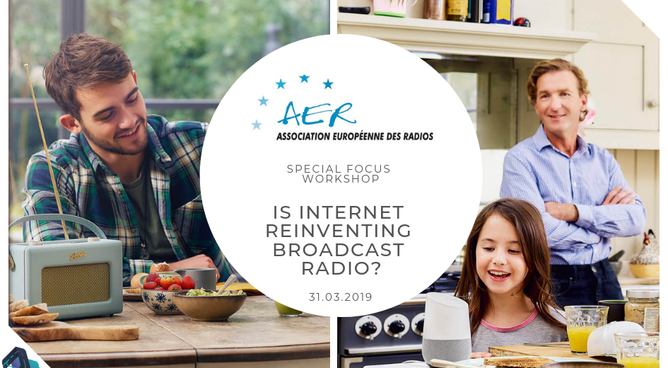 """Internet reinvents broadcast Radio"" – better radio for everybody"
