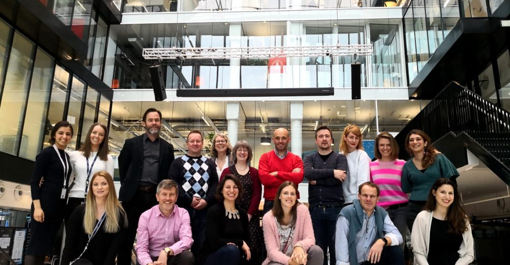 First evaluation meeting of International network of broadcast sandboxes held in Bergen